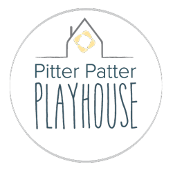 Pitter Patter Playhouse logo